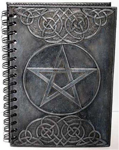 Как сделать книгу ведьмы своими руками